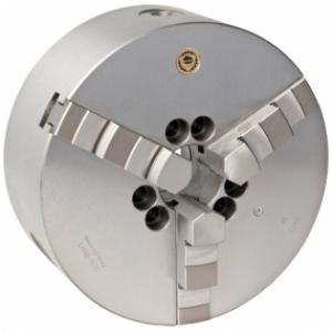 Токарные патроны самоцентрирующие спиральные 3-кулачковые Bison 3214-250-8